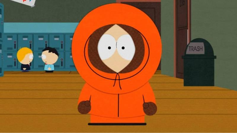 A Strange Mate From Trey Parker's Hometown Inspired Kenny's Character For 'South Park'