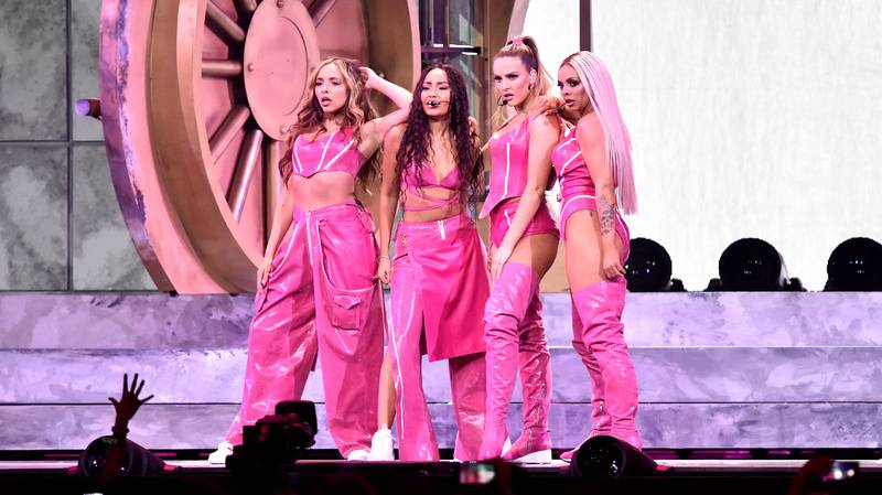 Little Mix Accused Of 'Dressing Like Strippers' At BRIT Awards