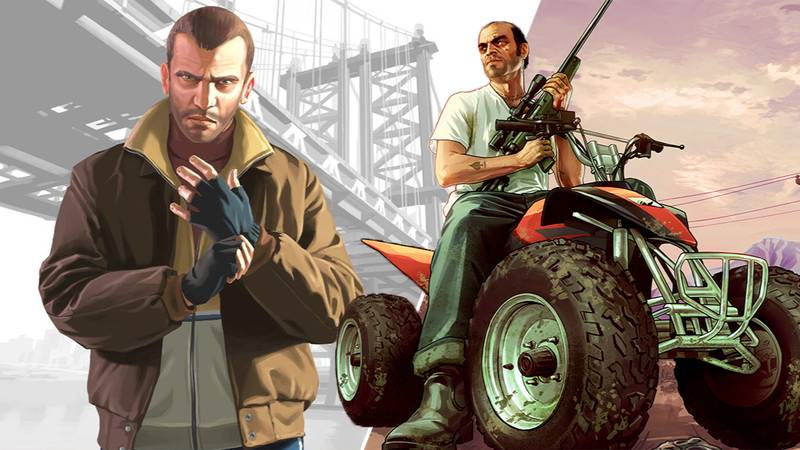 Here's the story of Grand Theft Auto, which (amazingly) is now 23 years old