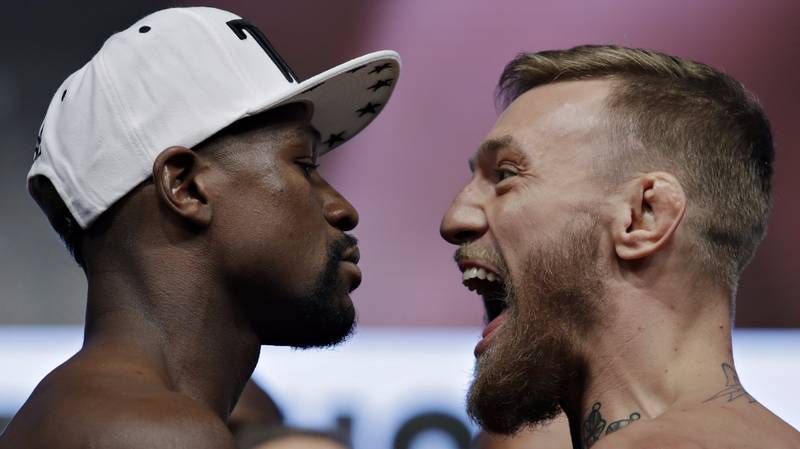 How To Save Money If You're Watching The McGregor Mayweather Fight