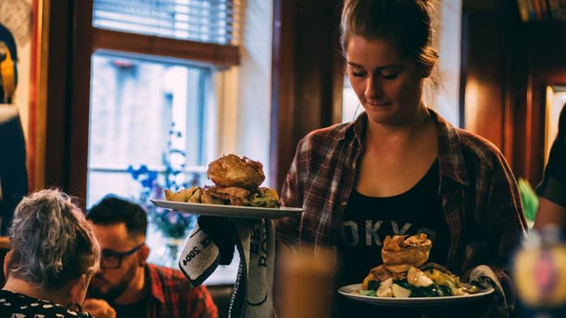 UK Pub Has A Three-Year-Long Waiting List For A Sunday Roast