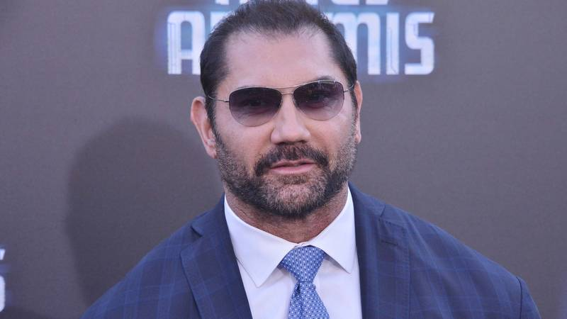 Dave Bautista Wants His Own Drax Movie And James Gunn's On Board