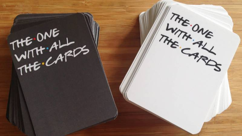 This 'Friends' Card Game Will Be Your New Favourite
