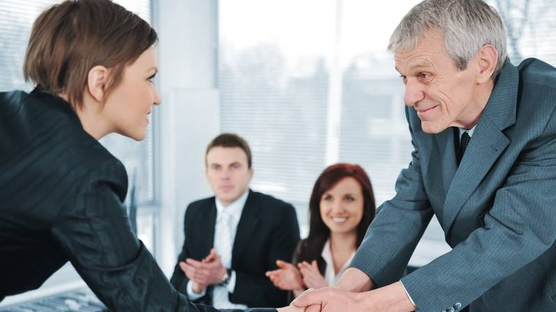 Man Immediately Rejected In Job Interview After Failing Test At Reception
