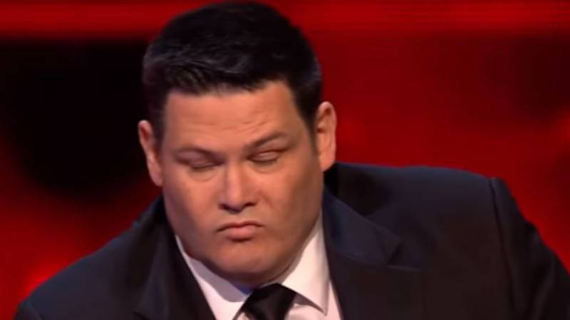 The Chase's Mark 'The Beast' Labbett Punches Wall And Storms Off After Loss