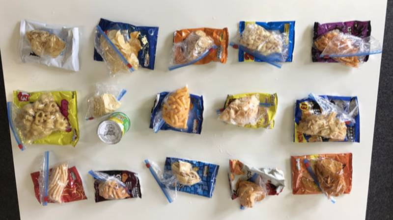 Researchers Have Found Which Crisp Packets Have The Most Air In Them