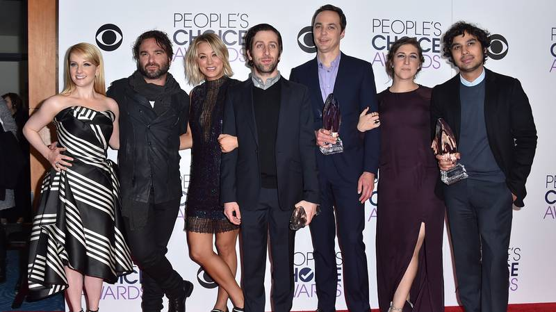 'The Big Bang Theory' Confirmed For Two More Seasons