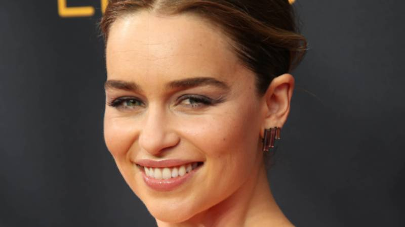 ​Emilia Clarke Defends 'Game Of Thrones' Sex Scenes By Saying People F***ing For Pleasure Is Part Of Life