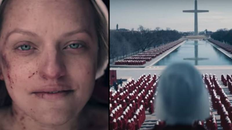 First Trailer For Season 4 Of The Handmaid's Tale Is Here And It Looks Intense