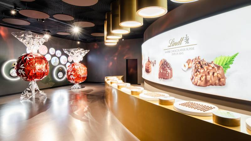​Lindt To Open Willy Wonka-Style Chocolate Museum And Tour