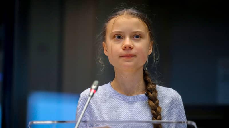 Greta Thunberg Says She'll Never Buy New Clothes Again