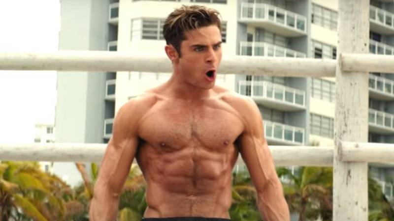 People Want Zac Efron To Play Hercules In Disney Live Action Remake