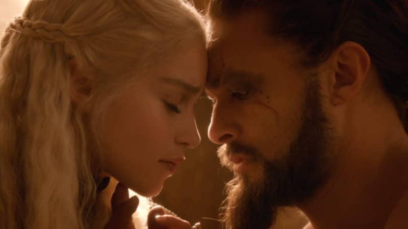 Game Of Thrones' Emilia Clarke Reunites With Jason Momoa To Celebrate Birthday