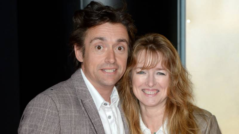 Richard Hammond And Family Burgled While On Holiday In France