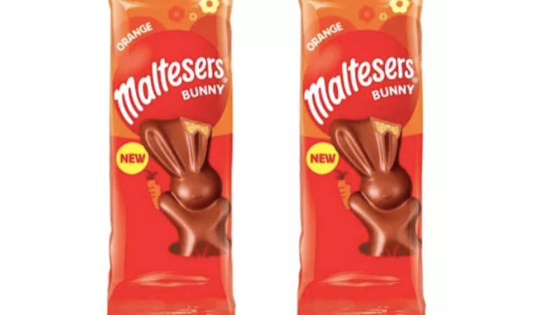 Maltesers Chocolate Orange Bunnies Will Be Available For Next Easter