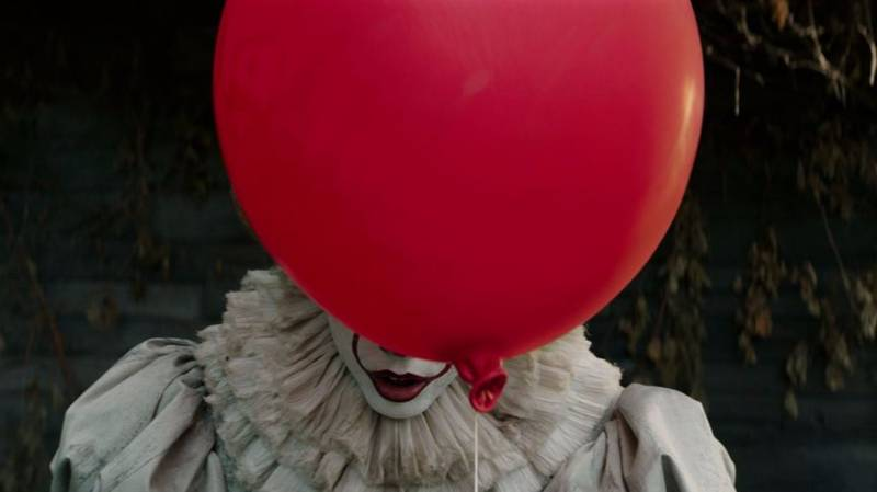 Creepy Red 'It' Balloons Are Being Tied To Sydney Drains