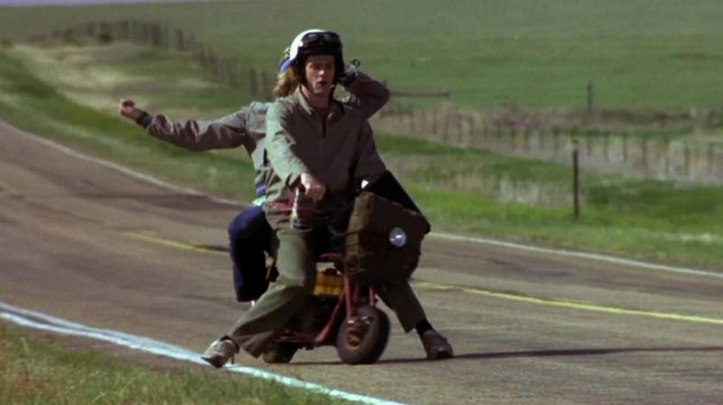 You Can Now Buy The Actual Moped From 'Dumb & Dumber'