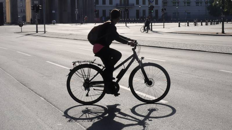 Debate On Whether Cyclists Should Pay Registration Shut Down By Government Department