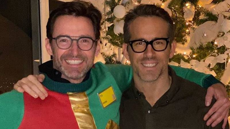Hugh Jackman Would Be Open To Face/Off Reboot With Ryan Reynolds