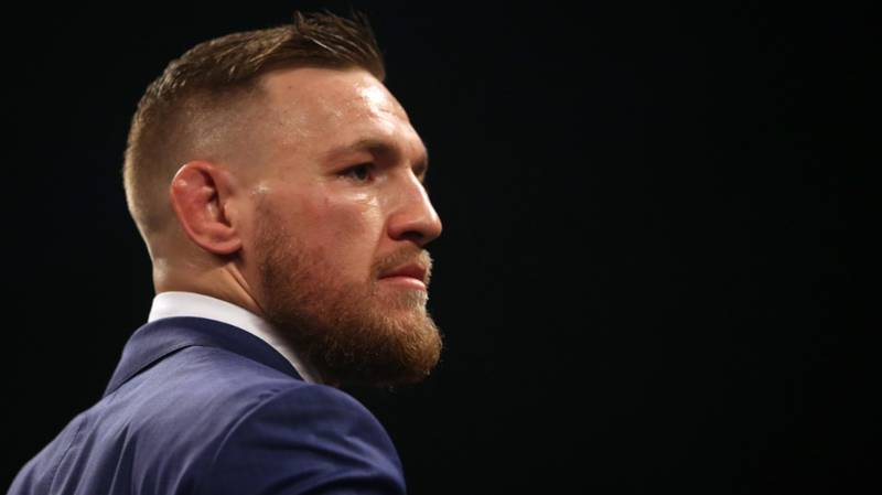 Video Surfaces Showing Conor McGregor 'Punching Man In Pub'