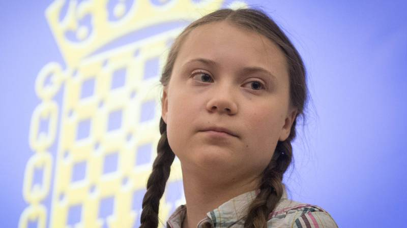 Greta Thunberg Awarded Author Of The Year By Waterstones For Collection Of Speeches