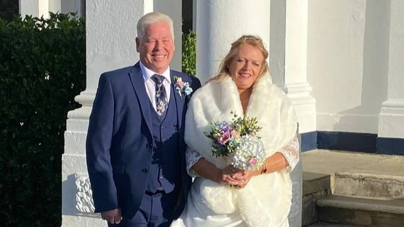 Groom Discovers He's Won £10,000 Bet On His Wedding Day