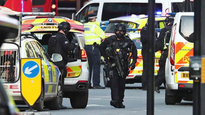 Praise Floods In For London Bridge Terror Attack Heroes