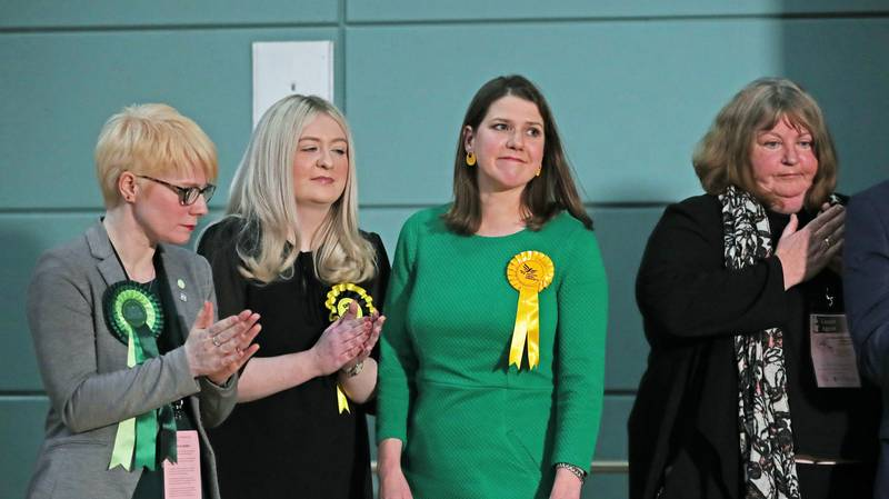 Jo Swinson Has Stepped Down As The Leader Of The Liberal Democrats