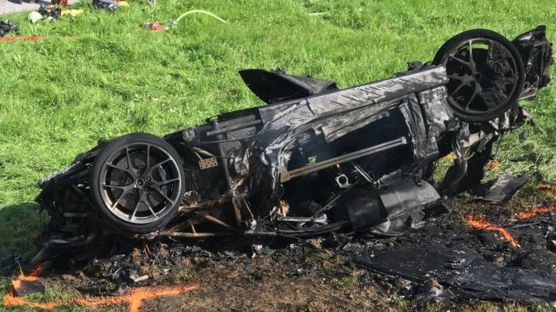 Jeremy Clarkson Says Richard Hammond's Crash Was The Biggest He's Ever Seen