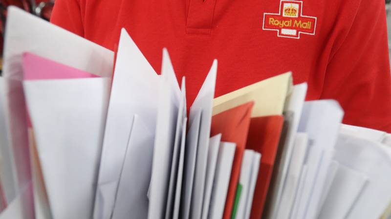 Royal Mail Releases List Of 28 Areas Currently Not Receiving Post Due To Coronavirus