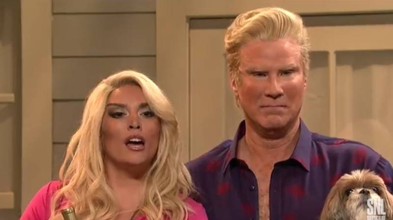 Will Ferrell's Hilarious Performance On 'SNL' Makes Everyone Break Character