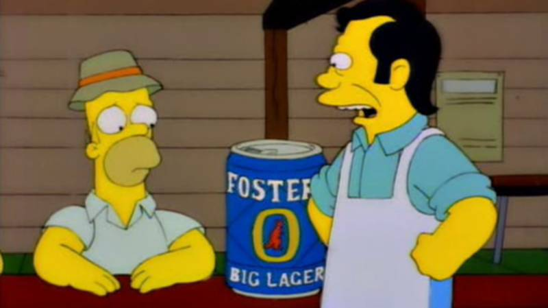 Foster's Is Making A Comeback In Australia
