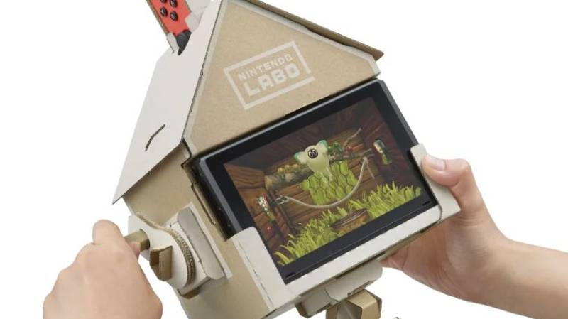 The New Nintendo Labo Has Completely Changed The Game