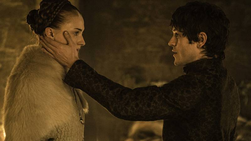 Iwan Rheon's Game Of Thrones Rape Scene Was 'Worst Day Of His Career'