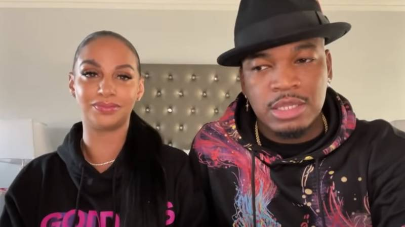 Ne-Yo's Wife Crystal Smith Found Out About Divorce From Podcast