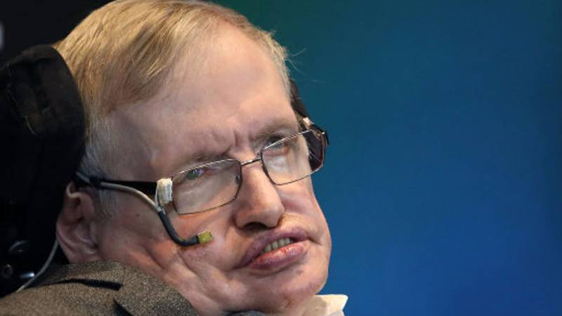 Stephen Hawking Reveals Who He's Voting For Ahead Of General Election