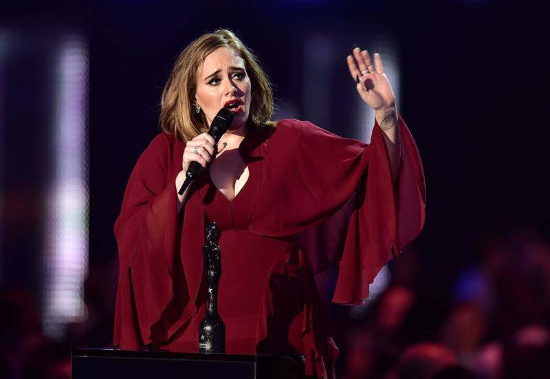 Adele Stops Concert To Tell Audience Member To Stop Filming Her