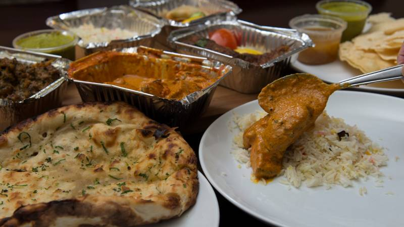 Masala Voted Most Popular Curry As National Curry Week Gets Under Way