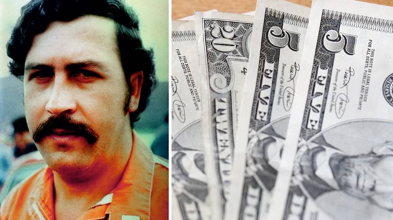 Two Former CIA Agents Are Hoping To Find Pablo Escobar's Hidden Treasure