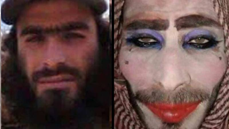 ISIS Militant 'Dresses As Woman To Try And Flee Mosul', Fools No One