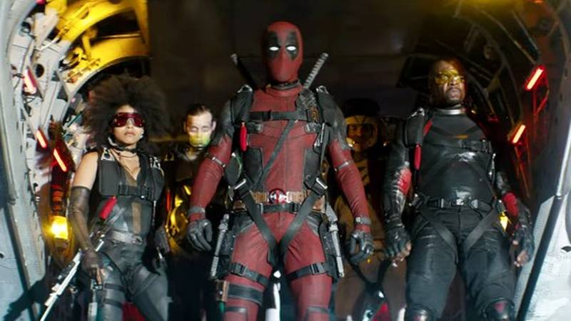 'Deadpool 2' Becomes Second Biggest Opening For R-Rated Film