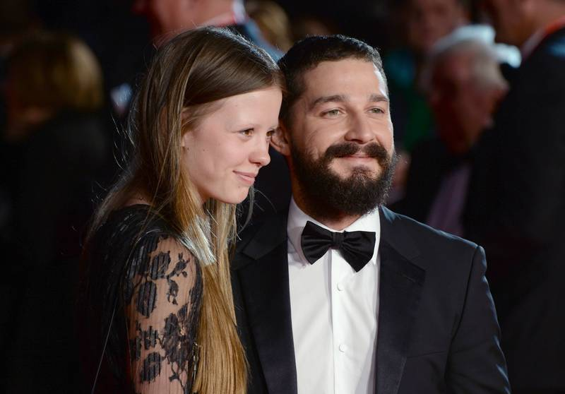Shia LaBeouf Gets Married In The Most Shia LaBeouf Way Ever