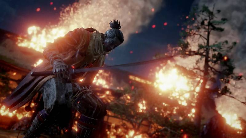 '​Sekiro: Shadows Die Twice' Will Be Much More Harder Than 'Dark Souls'
