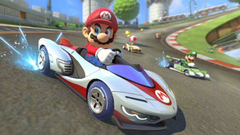 You Can Now Play Mario Kart Against Your Mates On iPhone And Android