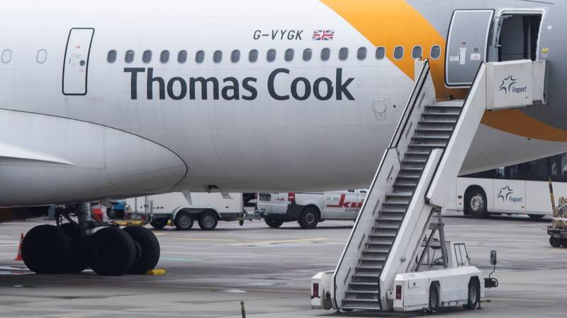 Virgin, EasyJet And TUI Offer Up Jobs To Former Thomas Cook Staff