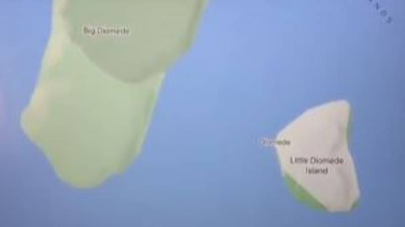 Islands Less Than Three Miles Apart Have A 20-Hour Time Difference