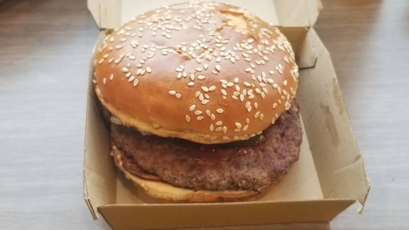 Man In Western Australia Tried To Smuggle A Meth-Filled Burger Into Hotel Quarantine