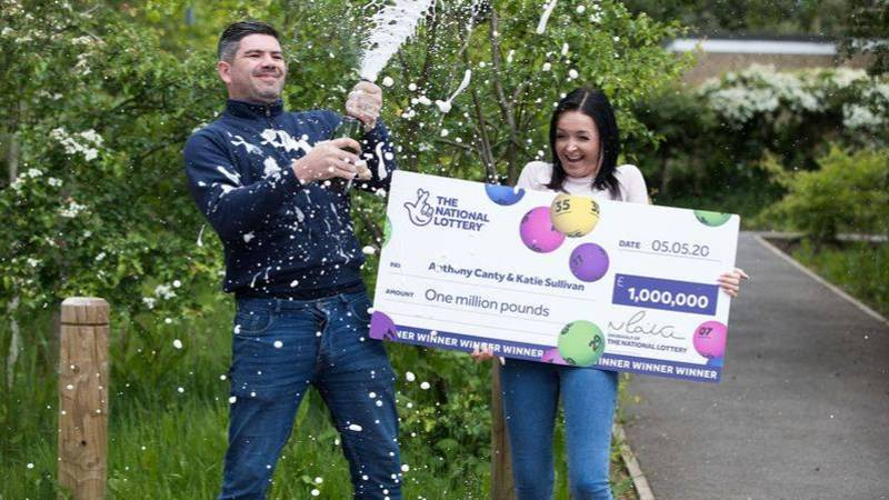 Key Worker Who Saved Policeman's Life Wins £1 Million On EuroMillions