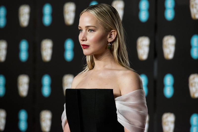 Jennifer Lawrence Is Stepping Away From Acting To Promote Politics