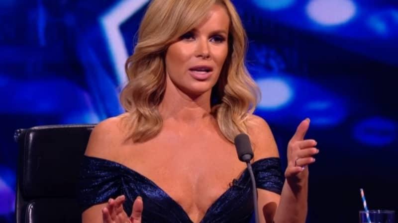 Amanda Holden's Britain's Got Talent Dress Receives 235 Ofcom Complaints